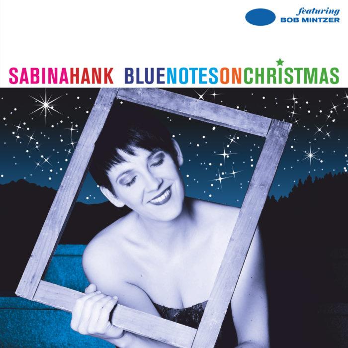 sabinahank_bluenotesonchristmas_albumcover